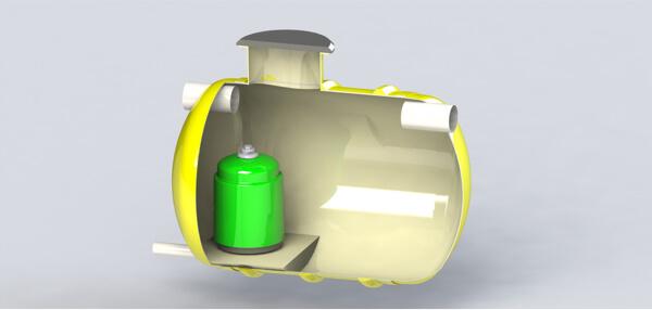 New Tank Installation - Protector